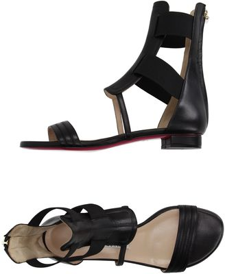 LUCIANO PADOVAN Sandals $369 thestylecure.com