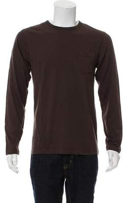 Marc Jacobs Long Sleeve Crew Neck Shirt w/ Tags