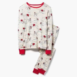 Gymboree Dad Winter Dino 2-Piece Pajamas