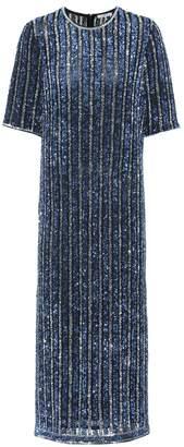 Ganni Exclusive to mytheresa.com Pfeiffer sequinned dress