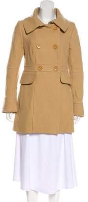 Martin Grant Wool Short Coat