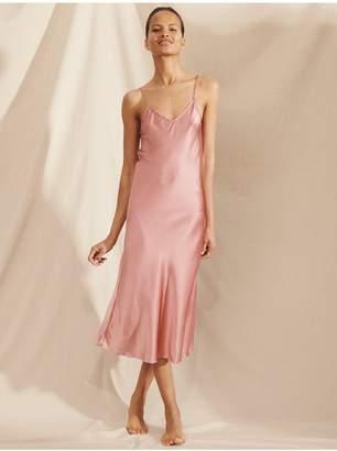 Cloe Cassandro Sara Dress - Dusty Pink