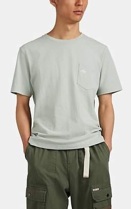 Dickies CONSTRUCT Men's Cotton Oversized T-Shirt - Lt. Green
