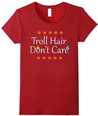 Troll Hair Don't Care Shirt