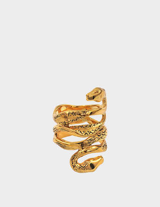 Aurelie Bidermann Mamba ring