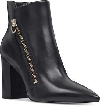 Nine West Russity Booties Women's Shoes