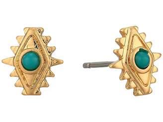 Rebecca Minkoff Mini Navajo Stud Earrings Earring