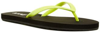 Reef Stargazer Glitter Flip-Flop (Women) $27 thestylecure.com