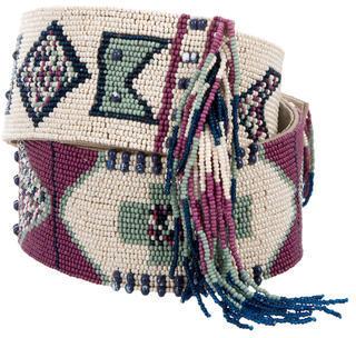 EtroEtro Beaded Waist Belt