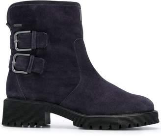Högl block military boots