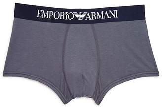 Emporio Armani Logo Trunks
