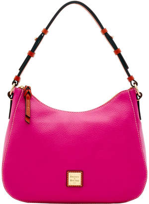 Dooney & Bourke Pebble Grain Kiley Hobo