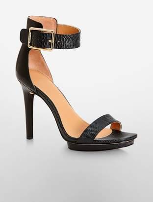 Calvin Klein vable snake sandal