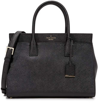 Kate Spade New York Candace Satchel $378 thestylecure.com