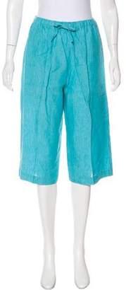 eskandar High-Rise Cropped Pants