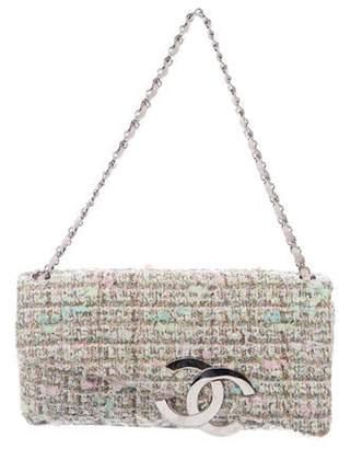 1ddb99fc4ea16d Chanel Medium Tweed Diagonal CC Bag