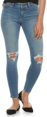 034d7ab791c68 JLO by Jennifer Lopez Women's Super Stretch Midrise Skinny Jeans