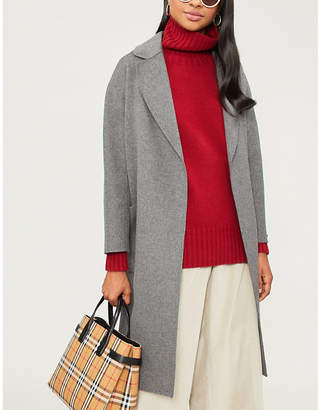 Max Mara S Malanca wool and cashmere-blend turtleneck jumper