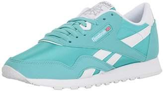 Reebok Women's CL Nylon Brights Sneaker