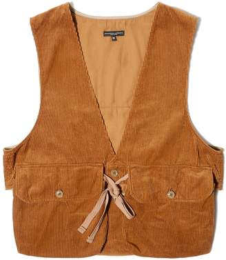 Engineered Garments FOWL VEST