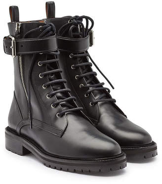 Tabitha Simmons Max Leather Ankle Boots
