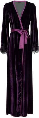 I.D. Sarrieri Long Velvet Robe