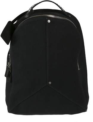 DSQUARED2 Top Logo Print Backpack