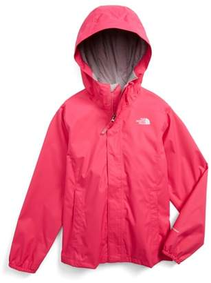 The North Face Resolve Reflective Waterproof Hooded Jacket