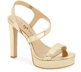 Katy Perry Naomi Metallic Platform Sandal