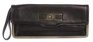 Derek Lam Leather Marlene Clutch