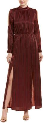 J.o.a. . Satin Midi Dress