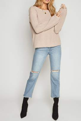 Amuse Society Braxton Pullover Sweater