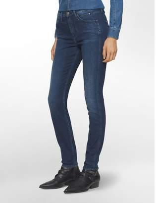 Calvin Klein sculpted tidal wave skinny jeans