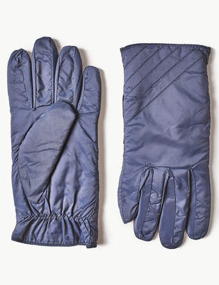 M&S Collection Quilted Gloves
