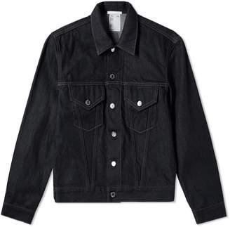 Helmut Lang Masc Trucker Denim Jacket