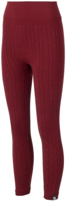 Muk Luks Fleece-Lined Leggings