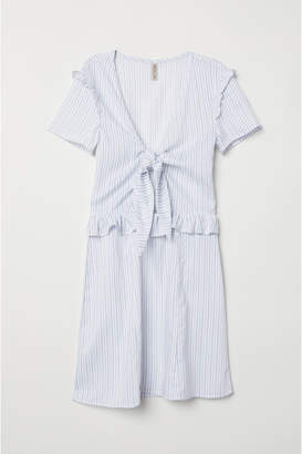 H&M Dress with Ties