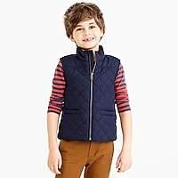 J.Crew Factory Boys' Walker vest