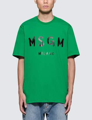 MSGM Basic S/S T-Shirt