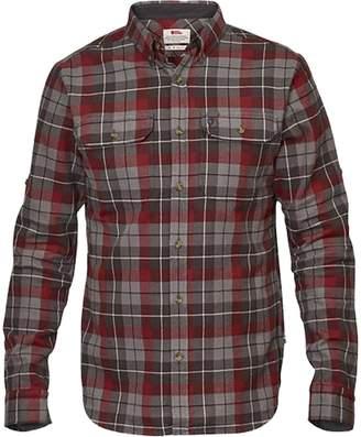 Fjallraven Singi Heavy Regular Fit Flannel Shirt - Men's