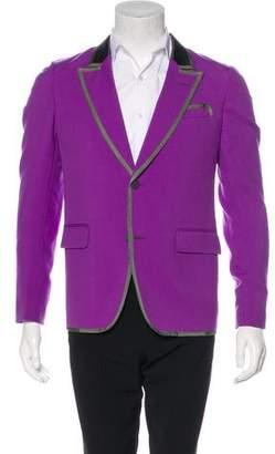 Gucci 2016 Wool Blazer
