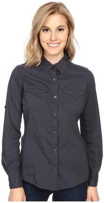 Marmot - Annika Long Sleeve Women's Long Sleeve Pullover $70 thestylecure.com