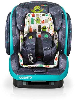 Cosatto Hug Isofix Car Seat Group 1 2 3 (9 - 36 kg) - Monster Arcade