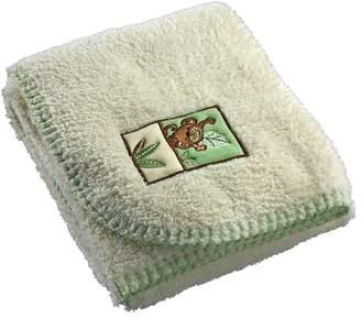 NoJo Little Bedding by Safari Kids Baby Blanket