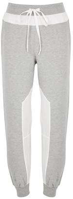 Clu Grey Panelled Cotton
