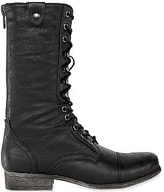 JCPenney Olsenboye® Baily Lace-Up Boots