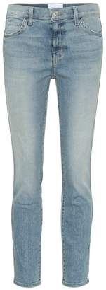 Current/Elliott The Caballo high-rise skinny jeans