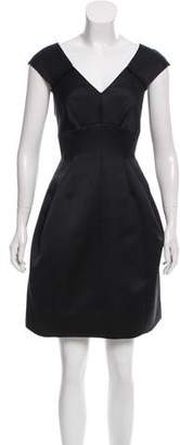 Marc Jacobs Satin Sleeveless Dress
