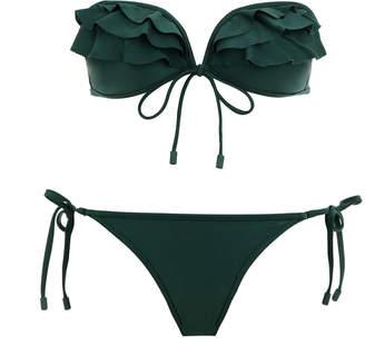 Zimmermann Verity Frill Bikini