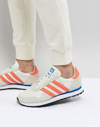 adidas Haven Trainers In White CQ3039